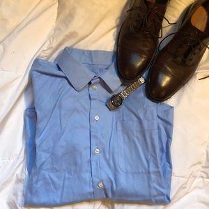 Non-Iron Slim Fit dress shirt